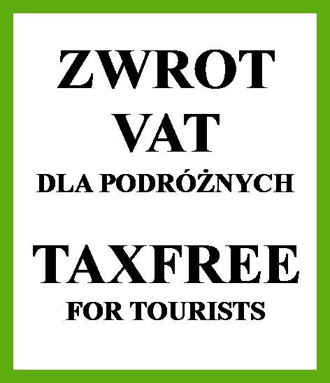 Zwrot VAT dla podróżnych TAX FREE